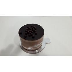 Mus de chocolate negro