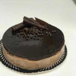 Mus de xocolata negra